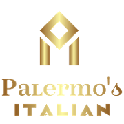 This is the restaurant logo for Palermo's Italian Restaurant