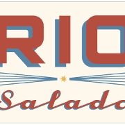This is the restaurant logo for Rio Salado