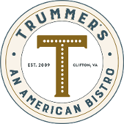 This is the restaurant logo for Trummer's Restaurant