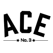 This is the restaurant logo for Ace No. 3