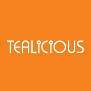 This is the restaurant logo for Tealicious