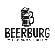 This is the restaurant logo for Beerburg Brewing Co.
