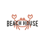 This is the restaurant logo for BEACH HOUSE POMPANO