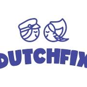 This is the restaurant logo for Dutchfix