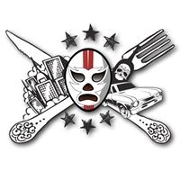 This is the restaurant logo for Urban Cantina