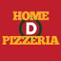 Restaurant logo for Home D Pizzeria