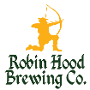 Restaurant logo for Robin Hood Brewing Co.