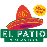 This is the restaurant logo for El Patio