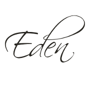 This is the restaurant logo for Eden - Chicago
