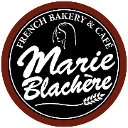 This is the restaurant logo for Marie Blachère