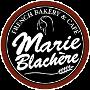 Restaurant logo for Marie Blachère