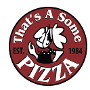 Restaurant logo for That's A Some Pizza