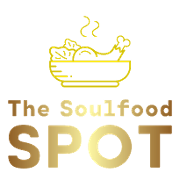 This is the restaurant logo for The Soulfood Spot