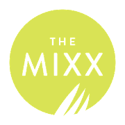 This is the restaurant logo for The Mixx