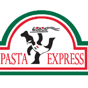 This is the restaurant logo for Pasta Express