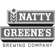 This is the restaurant logo for Natty Greene's