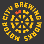 Restaurant logo for Motor City Brewing Works