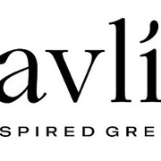 This is the restaurant logo for Avli