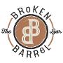 Restaurant logo for Broken Barrel Bar