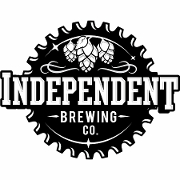 This is the restaurant logo for Independent Brewing Co