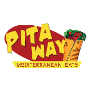 This is the restaurant logo for Pita Way