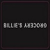 This is the restaurant logo for Billie's Grocery