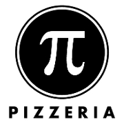 This is the restaurant logo for Pi Pizzeria