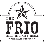 This is the restaurant logo for Frio Grill