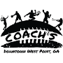 Restaurant logo for Coach's Bar & Grill