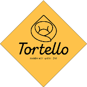 This is the restaurant logo for Tortello