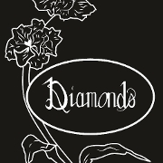 This is the restaurant logo for Diamond's
