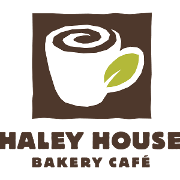 This is the restaurant logo for Haley House Bakery Cafe