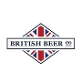 Restaurant logo for British Beer Company