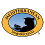 Restaurant logo for Mediterranean Sandwich Co. Airport