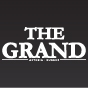 This is the restaurant logo for The Grand