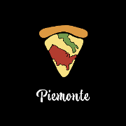 This is the restaurant logo for Piemonte