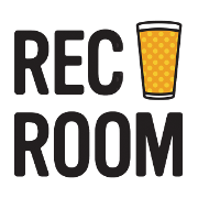 This is the restaurant logo for Rec Room