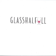 This is the restaurant logo for Glasshalfull & Mercantile
