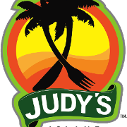 This is the restaurant logo for Judy's Island Grill II