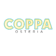 This is the restaurant logo for Coppa Osteria