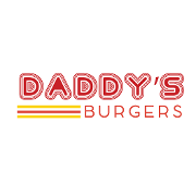 This is the restaurant logo for Daddy's Burgers