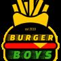 Restaurant logo for Burger Boys