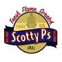 Restaurant logo for Scotty P's