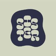 This is the restaurant logo for Sister