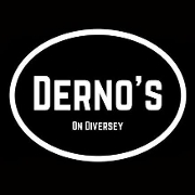 This is the restaurant logo for Derno's