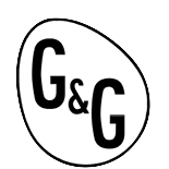 This is the restaurant logo for Ground & Griddled