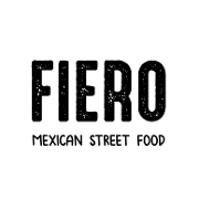 This is the restaurant logo for Fiero Mexican Grill