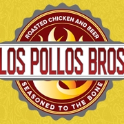 This is the restaurant logo for Los Pollos Bros