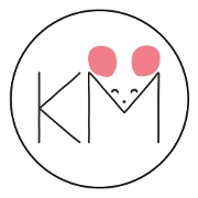 This is the restaurant logo for Kitchen Mouse