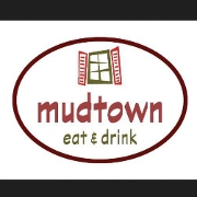 This is the restaurant logo for Mudtown Eat & Drink